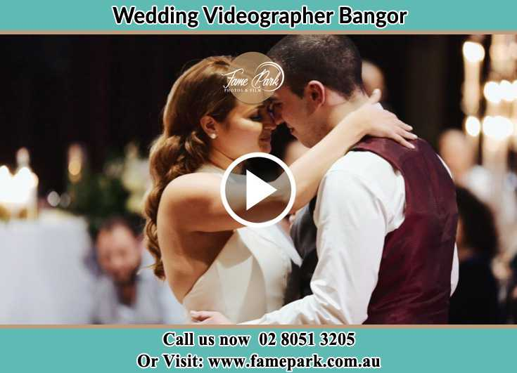 The new couple dancing on the dance floor Bangor NSW 2234