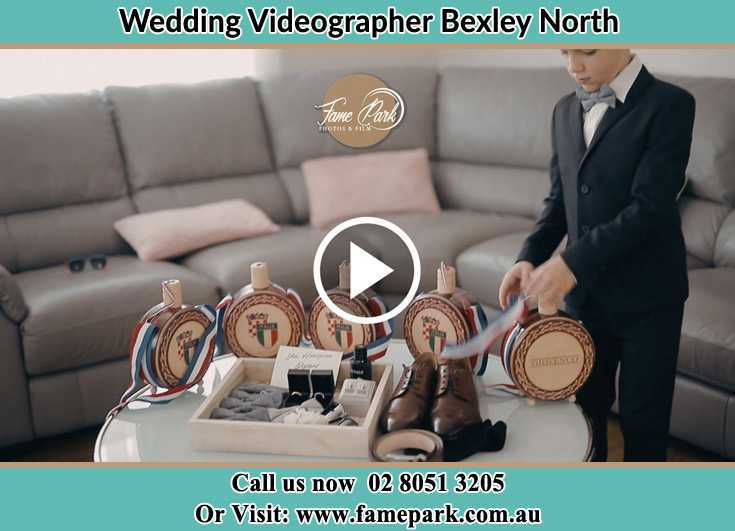 Groome wedding accessories Bexley North NSW 2207