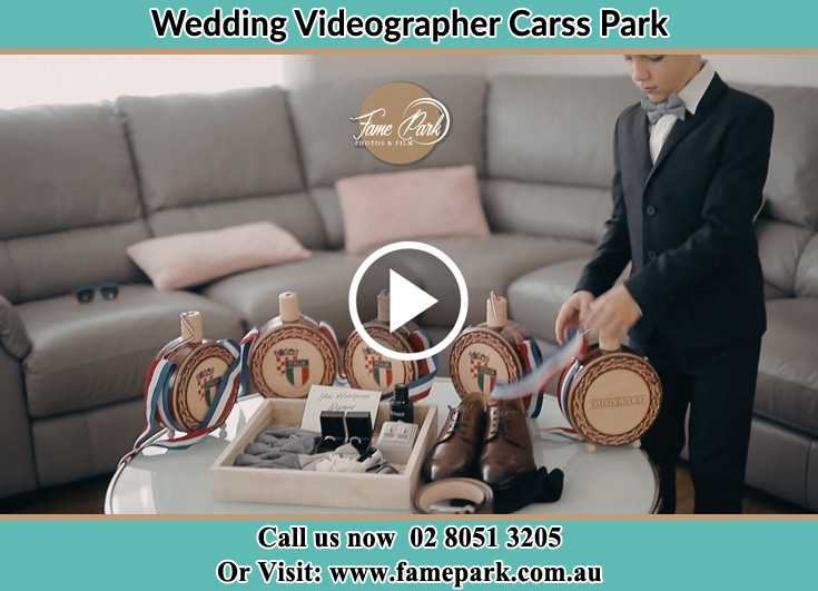 Groom wedding accessories Carss Park NSW 2221