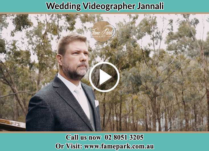 Groom already prepared Jannali NSW 2226