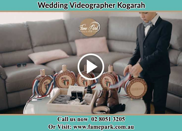 Groom wedding accessories Kogarah NSW 2217