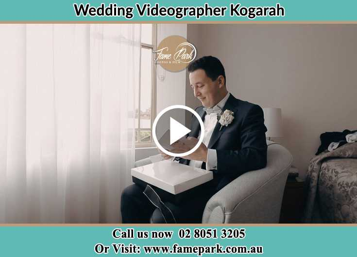Groom already prepared Kogarah NSW 2217