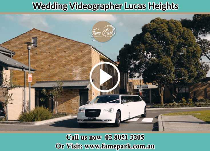 The bridal car Lucas Heights NSW 2234