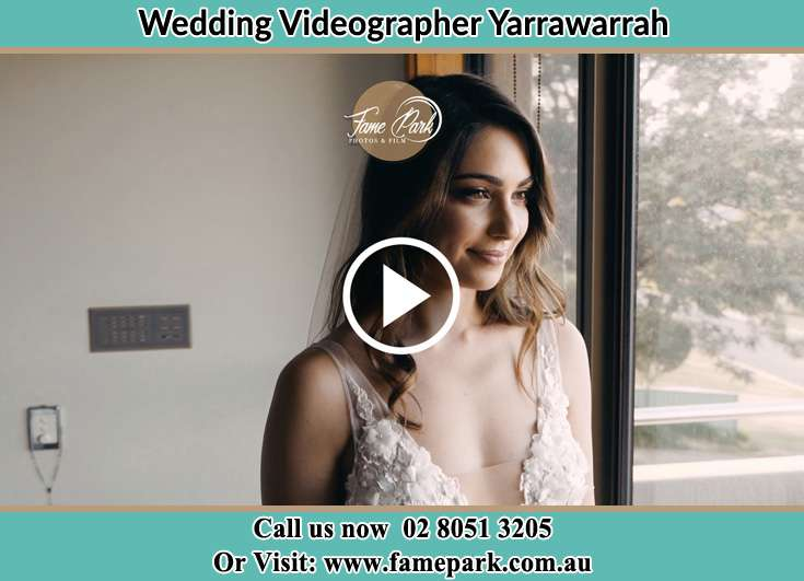 The Bride looking at the window Yarrawarrah NSW 2233